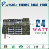 solar mobile phone chargers 24w monocrystalline solar panel buying online in china
