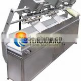 Automatic High Efficiency Fruit Vegetable Meat Food Streamlined Vacumm Gas Flushing Packing Machine