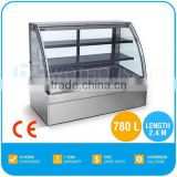 780 Liter, 3 Shelf Bakery Counter Display Case, 1333 watt, 2400*790*1200 mm, CE, TT-MD80E