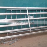 Factory direct sale trade assurance high quality goat & sheep panels,Steel pipe galvanized horse/farm/cattoe/goat/deer fence