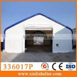 Equipment machinery storage steel building