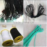 [Factory outlets] textile / clothing accessories High Tenacity Elastic Rope