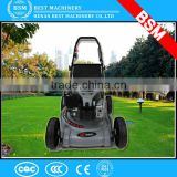 "China hot supply 21"" 4IN1 electric start Self propelled alloy deck Gasoline Lawn mower"