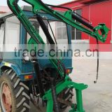 Tractor mounted Hedge Trimmer Cutter