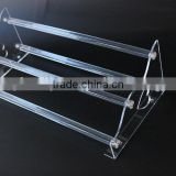 Manufacturer Custom OEM Handmade Acrylic Shower Corner Shelf