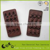 silicone chocolate mould ,BSCI manufactory Ningbo Thchibo