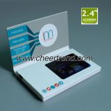 Promotional 2.4 inch Digital Video Business Card Brochure