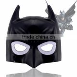 Wholesale Superhero Batman face mask Party mask masquerade mask Cosplay costume accesorry