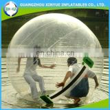 Clear inflatable human sized water ballon
