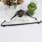 China Supplie Hot Selling Plastic Clothes Hangers with Hook
