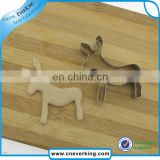 Personalized funny biscuit biscuit Golden cookie cutter Supplier