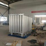 LNG Double 300 Cubic Vaporizer Voltage Regulating Equipment