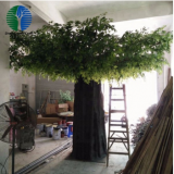 china supplier sell directly artificial banyan tree for decoration