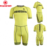 Customized high quality inline speedskating race suit skinsuit