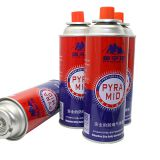 High Quality Diameter 65mm Necked-in Empty aerosol can with good price for Snow Spray