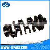 Transit V348 genuine parts diesel engine crankshaft 4C1Q 6303 B3A