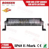 Led Light Bar Eyourlife 13.5 Inch Light Bar 72W 30200LM Flood Spot Light Bar for 4wd SUV UTE Offroad Truck ATV UTV