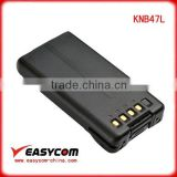 EB-KNB47L two way radio replacement battery for NX200 NX300 capacity 1800mAh Li-ion battery pack