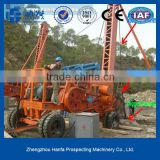 Best sale!Strong ability!!Quality ensure!!trailer type!piling with hammer!!HF-6A Foundation of Construction Drilling Equipments
