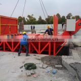 High Pressure Wheel Washing Machine, Wheel Mud Cleaning Machine, Construction Site Wheel Washing Equipment