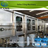 5 gallon filling equipment for mineral water