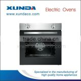 Home appliance built in convection steam oven