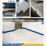 Perfect self-lubrication Rubber Flooring for Ice Skate Rink / Gym