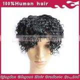 Afro Hair Wigs Toupees For Men Toupees for Black Men