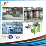 bleaching cotton ball processing machine