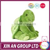 Custom EN71 (-1/-2/-3) test soft sea animal plush toy turtle