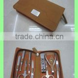 Fashion Promotional Gift professional manicure pedicure set