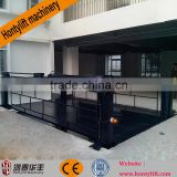 China supplier offer CE cheap Domestic car lift/ car garage elevator/stage lifting platform