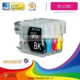 Inkstyle Refillable Compatible ink cartridge for brother LC11 16 38 61 65 67 980 990 1100