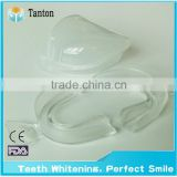 Hot Selling 1 pair New Transparent Thermoforming Mouth Whitening Trays with case Dental Teeth dental equipment