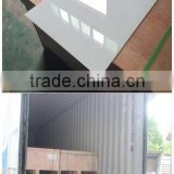 Glass closure for Wall convector, Heater Glass Panel