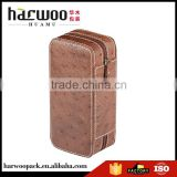 Wholesale prices custom design genuine leather watch box for women fast delivery                                                                                                         Supplier's Choice