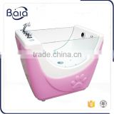 china supplier plastic pet bath tub,small hot dog bathtubs,tub for dog shower