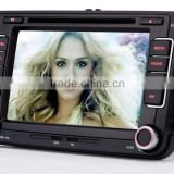 "7"" Car DVD/GPS Bluetooth Player For VW PASSAT CC TIGUAN Sharan EOS Caddy Jetta SEAT"