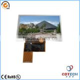 Lcd panel module ,touch screen panel,LCD with LED backlight with RTP TFT lcd panel display