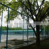 Galvanized used chain link aluminum or steel fence (trade assurance supplier)