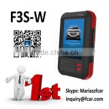 Original Fcar F3S-W auto Diagnostic Tool For Asian, European, American light commercial cars, DPF, service reset, TPMS