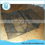 Tough metal framework hot sale traditional design folding crab traps
