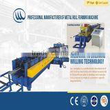 CE full automatic c or z purlin roll forming machine/ steel purlins prices/ purlin machine manufacturers