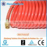 Different length available pvc fibre reinforced hose extruding machine