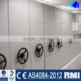 Alibaba Store Jracking Warehouse Storage Manual Compactor Racking System
