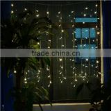 96 LED Curtain Fairy String Lights for Party, Home, Garden Decorations curtain light with flashing effect
