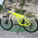 Rainbow-2014 New model pedelec sport style MTB li ion battery hummer electric bikes for sale