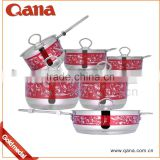 wholesale custom surgical steel kitchen cookware set                                                                         Quality Choice
