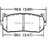 D775 37045 for kia car brake pad