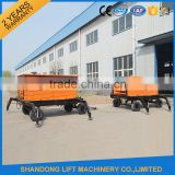 mobile telescopic cylinder hydraulic mobile scissor lift                                                                                                         Supplier's Choice
